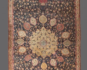 Ardabil-carpet-Lacma